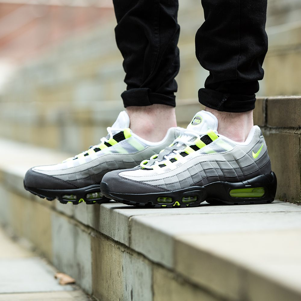 ... coupon code for back to the og the nike air max 95 og trainer alive now 1f34f57d20