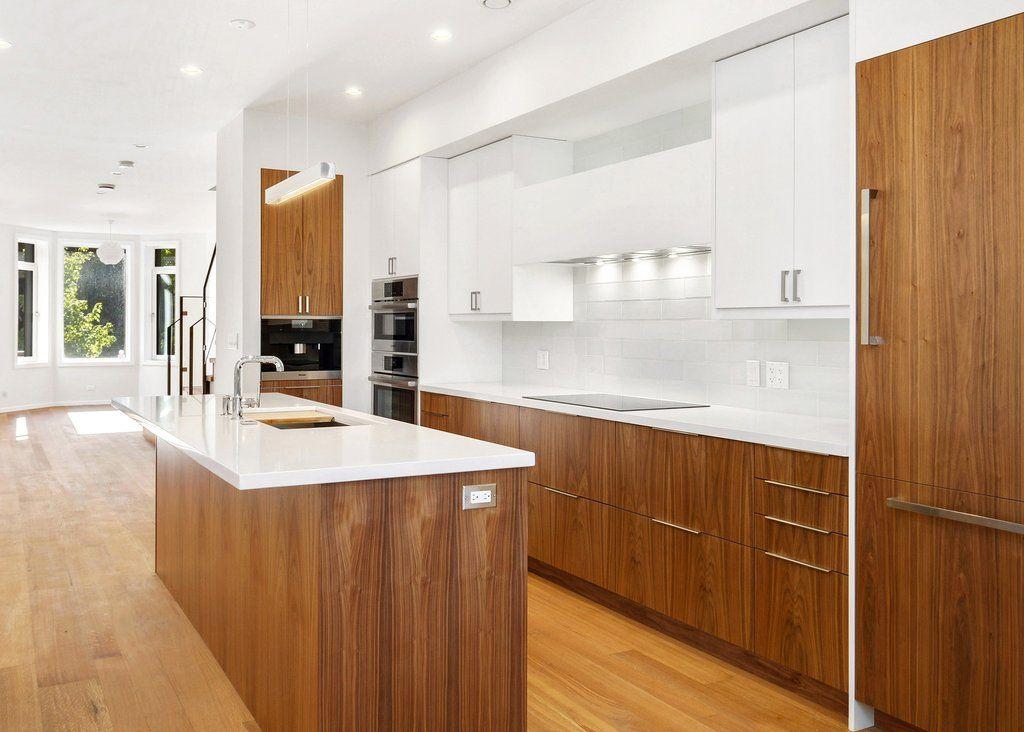 Walnut in 2020 | Kitchen decor, Rustic kitchen cabinets ...