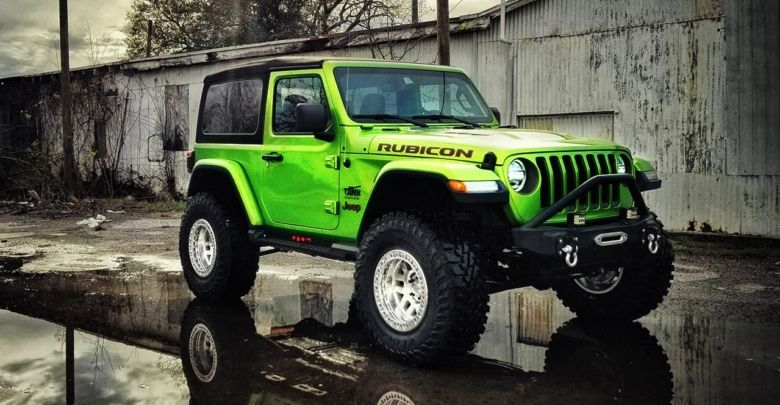 2 Door Mojito Rubicon Build 2018 Jeep Wrangler Jl News And Forum Jlwranglerforums Com In 2020 Jeep Wrangler Doors Jeep Wrangler Lifted Lime Green Jeep
