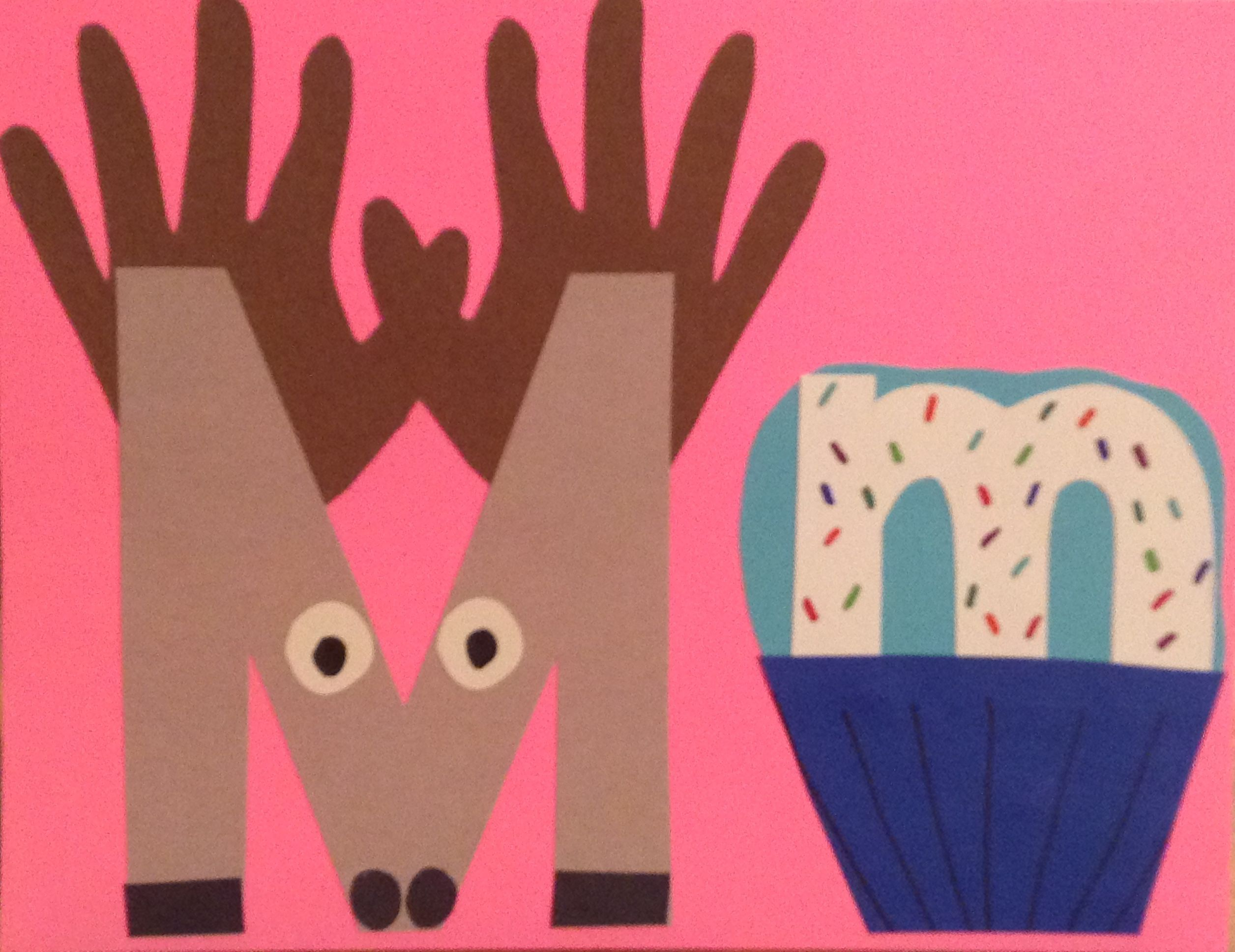 M Is For Moose Amp Muffin