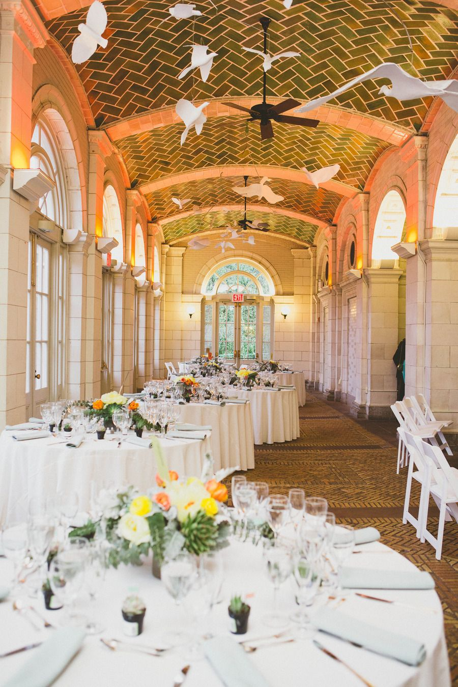Prospect Park Boathouse Wedding from Nadya Furnari