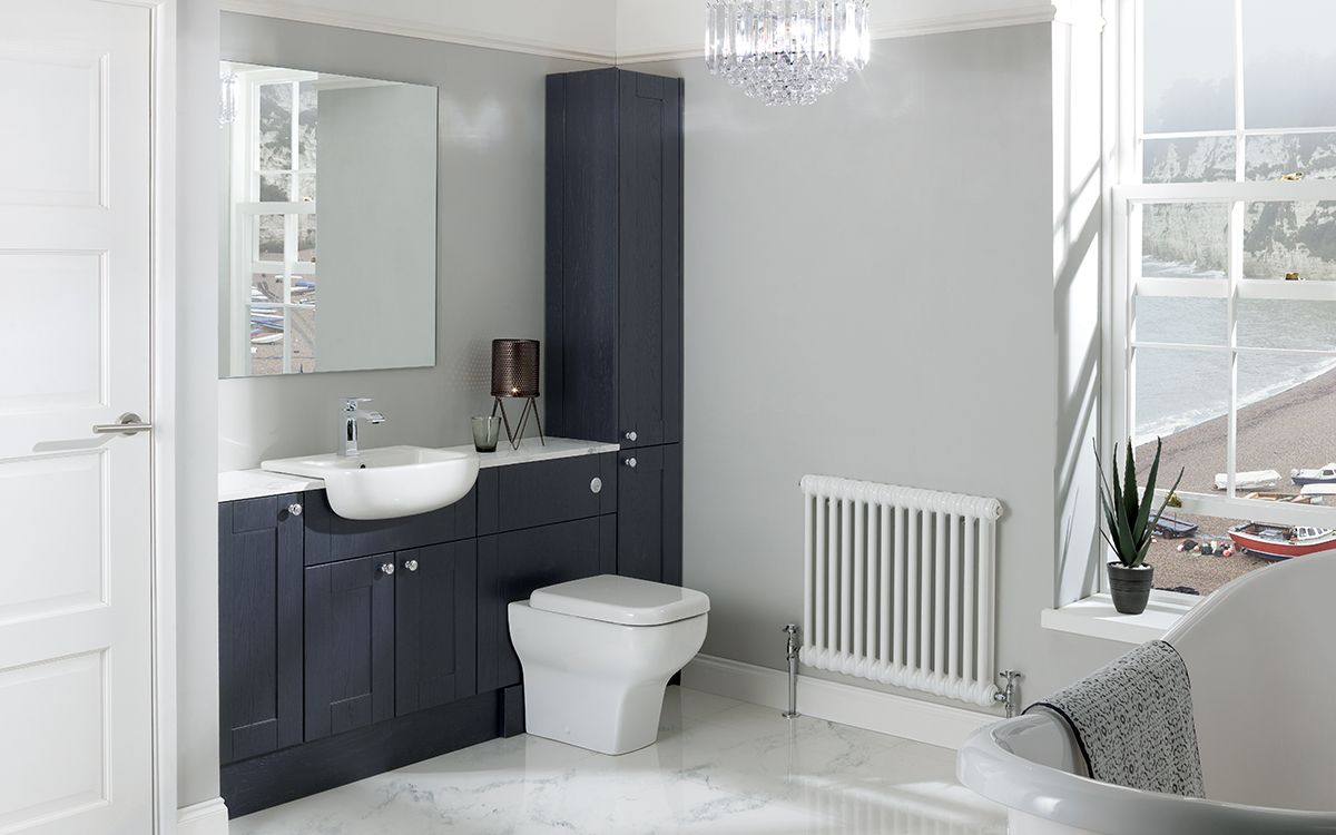 Chiltern Fitted Furniture Calypso Bathroom Furniture Bathroom Furniture Bathroom Inspiration Beech House