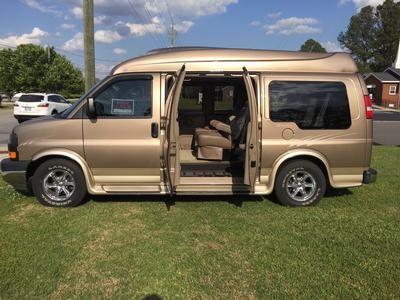 2004 Gmc Savana Regency Conversion Van Luxury Van Custom Chevy