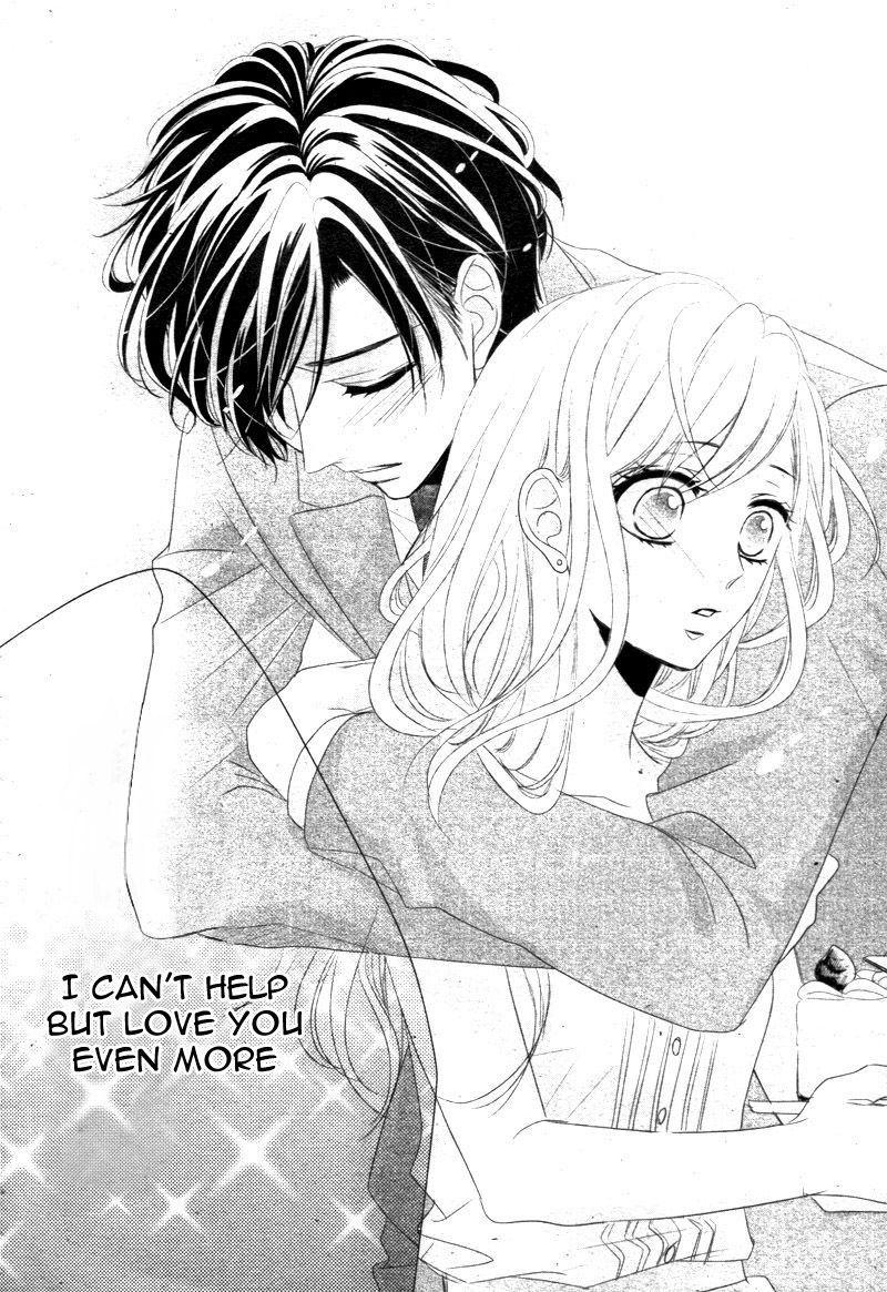 Part 2// Happy birthday! Coffee and vanilla manga