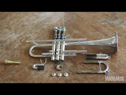 Best Way To Clean A Trumpet Trumpet How To Clean Brass Trumpet Instrument Trumpet