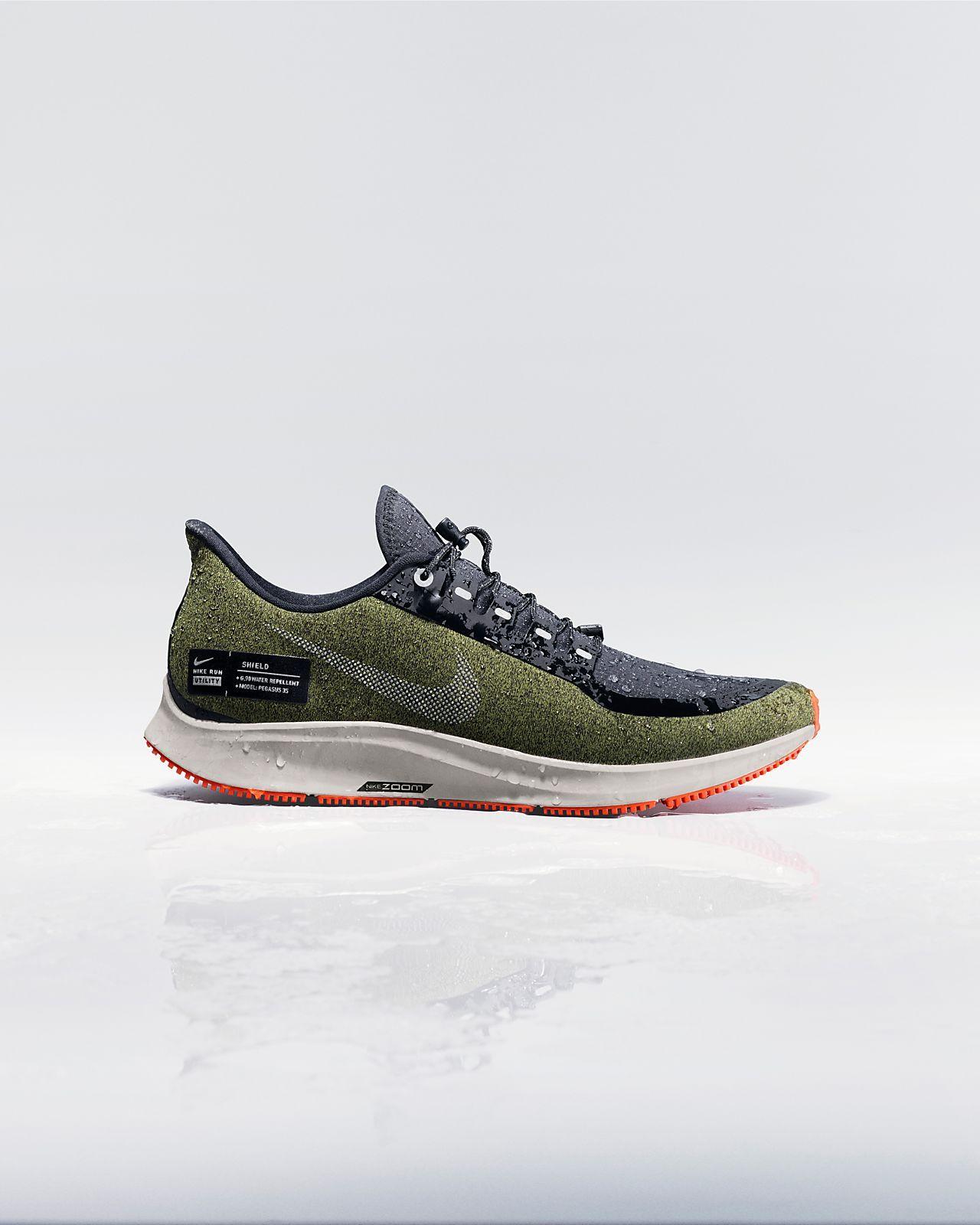 Nike Air Zoom Pegasus 35 Shield Men S Running Shoe Running Shoes For Men Nike Air Zoom Pegasus Nike