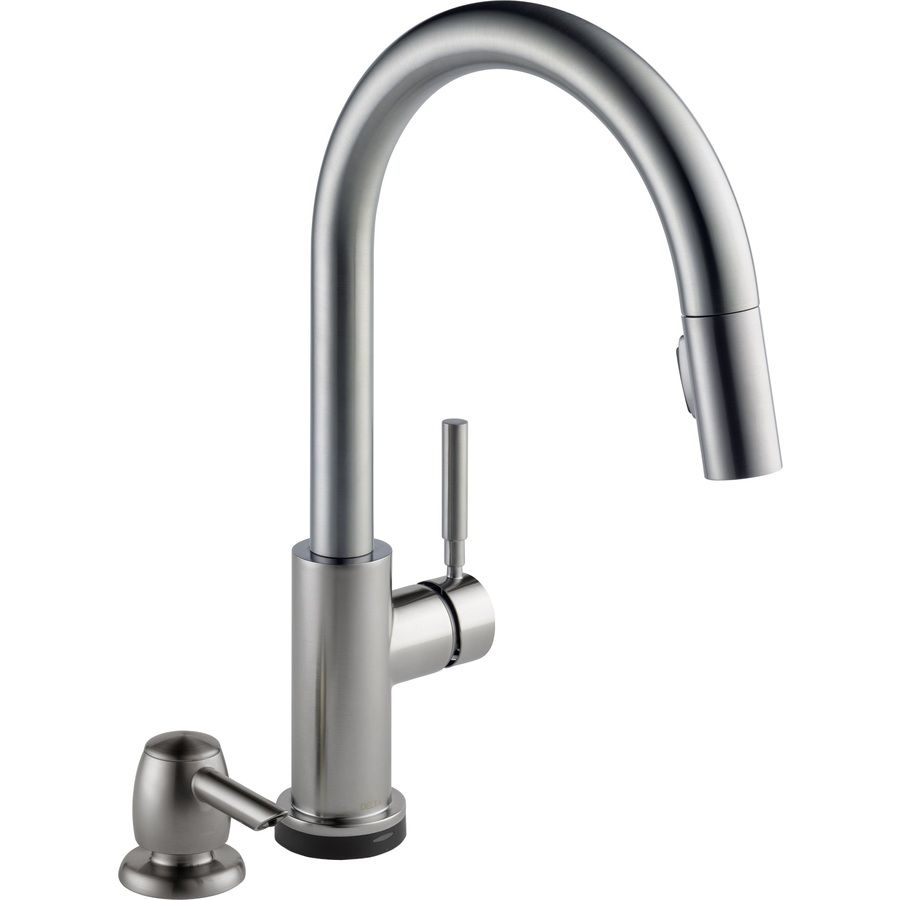 Touch Free Kitchen Faucet Lowes