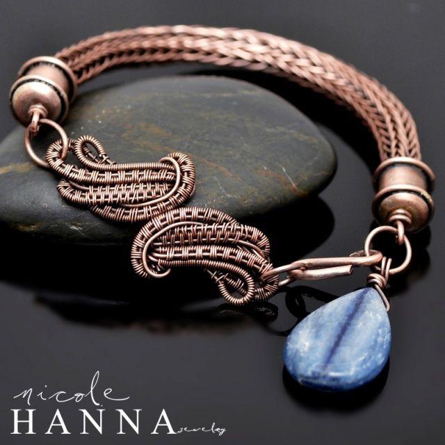 PDF Tutorials - Nicole Hanna Jewelry | Wire Jewerly | Pinterest