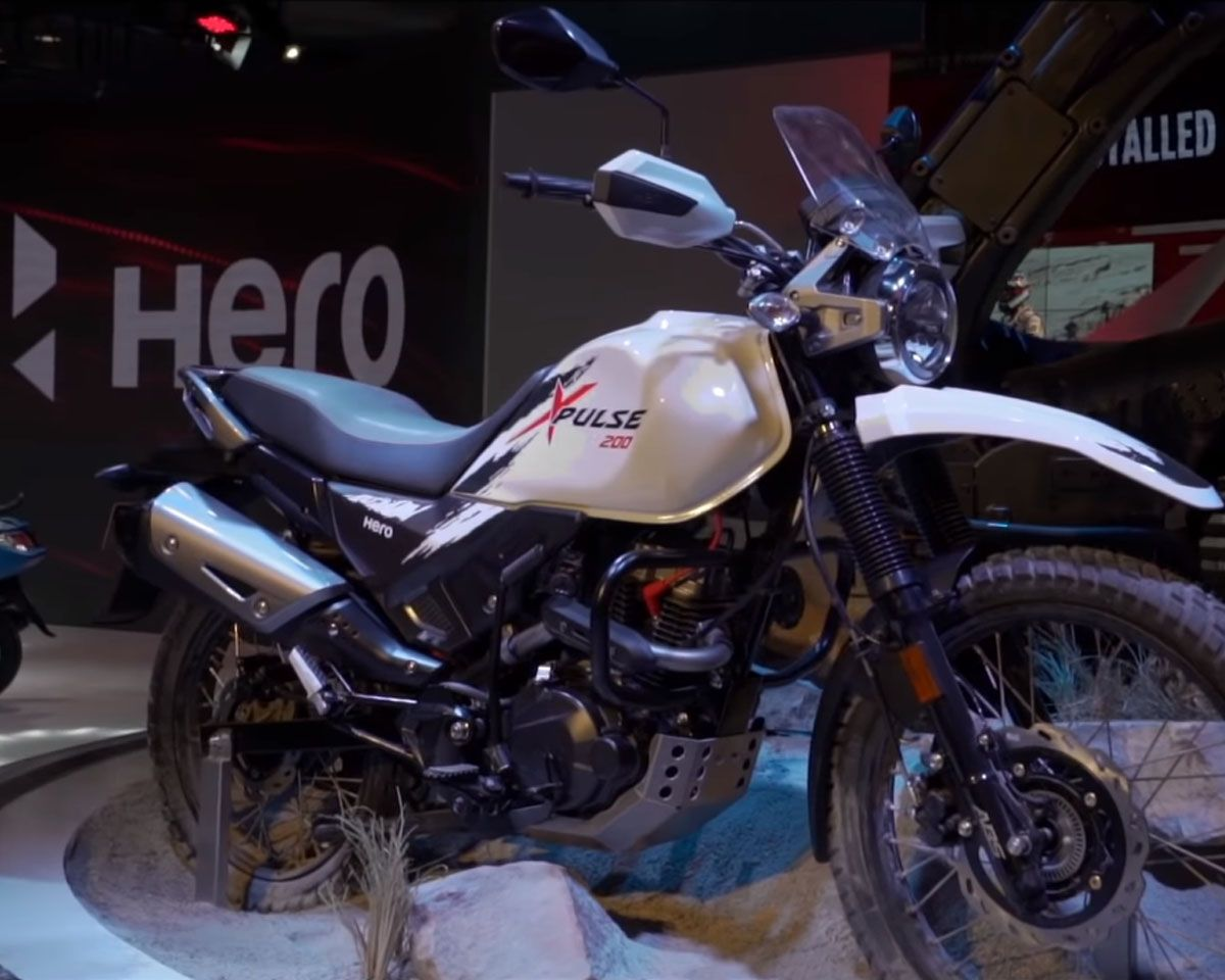 Bs6 Hero Xpulse 200 Specs Revealed To Be Launched Soon Hero