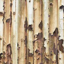 Valokuvatapetti - Rusty Patched Plate