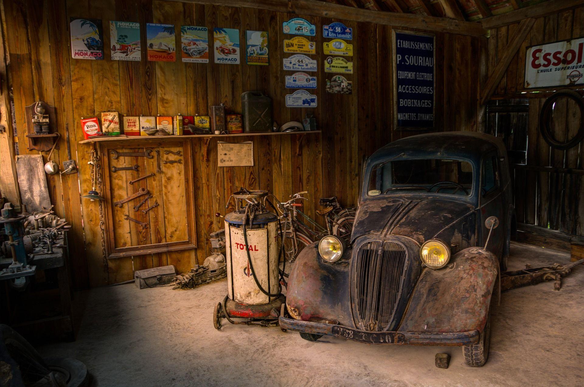 garage-943249_1920.jpg (1920×1274) | ABANDONED | Pinterest | Abandoned
