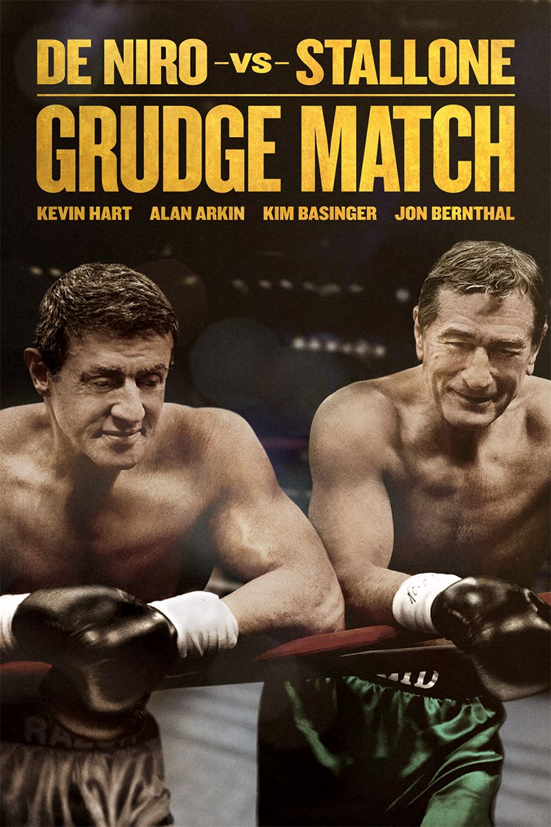 Fifty years after their last fight, two boxers and