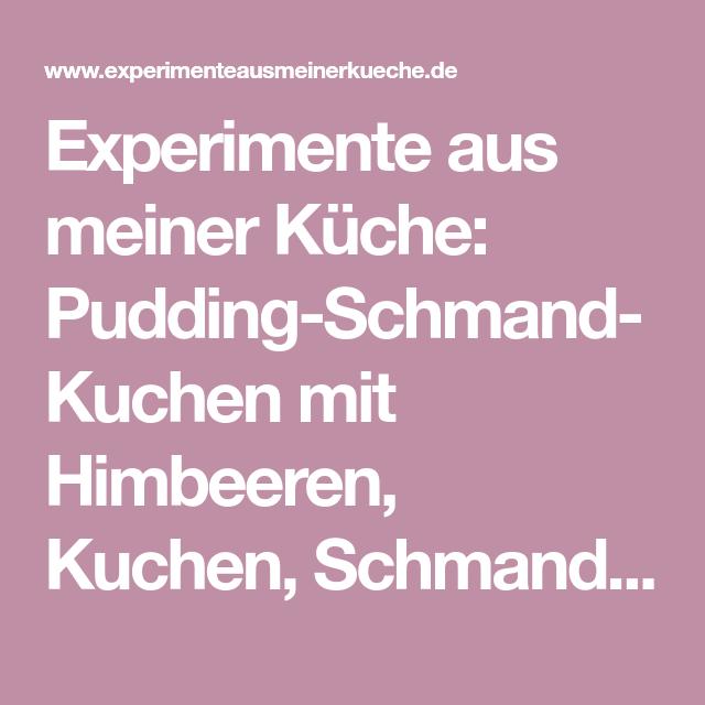 Pudding Schmand Kuchen Mit Himbeeren Zuhause Image Ideas