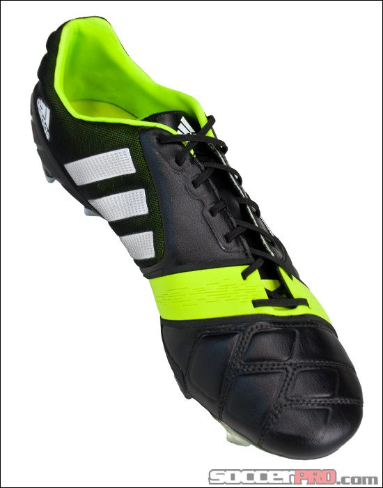 brand new ecb0d f5fc5 adidas Nitrocharge 1.0 TRX FG Soccer Cleats - Black with  Electricity... 179.99