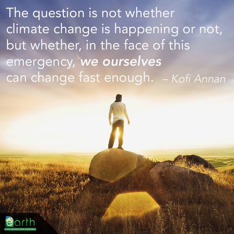 Kofi Annan Fear Word Of God Inspirational Words Of Wisdom