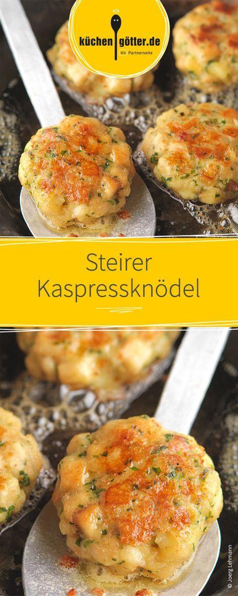 Photo of Styrian cheese dumplings   Johann Lafer recipe