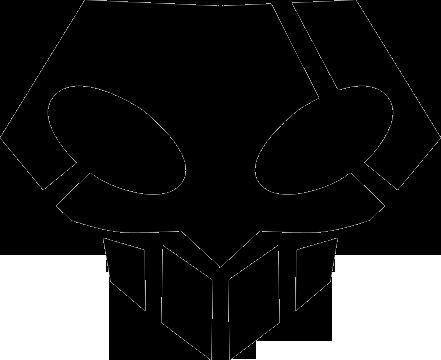 Image Associee Bleach Anime Bleach Logo Skull Sticker