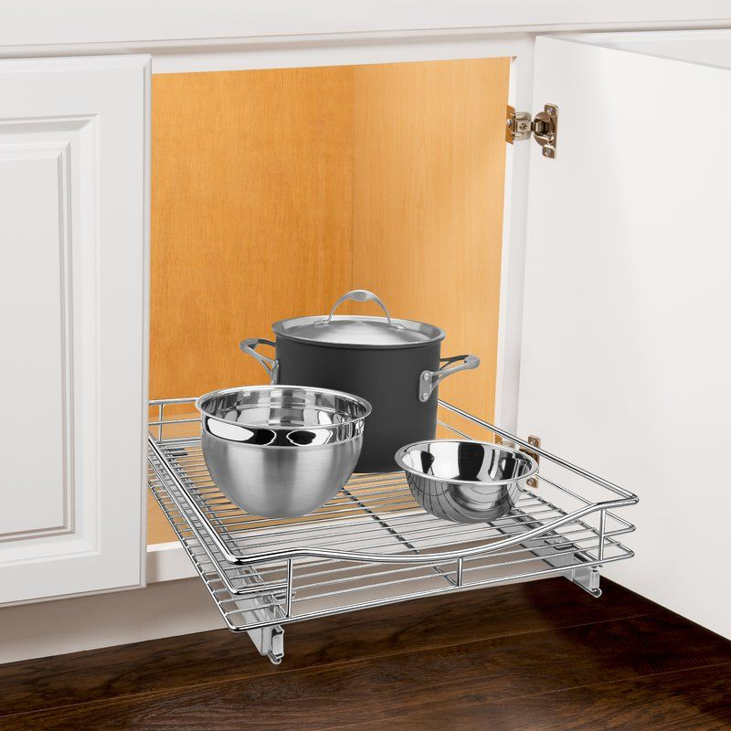 Lynk Roll Out Cabinet Organizer Pull