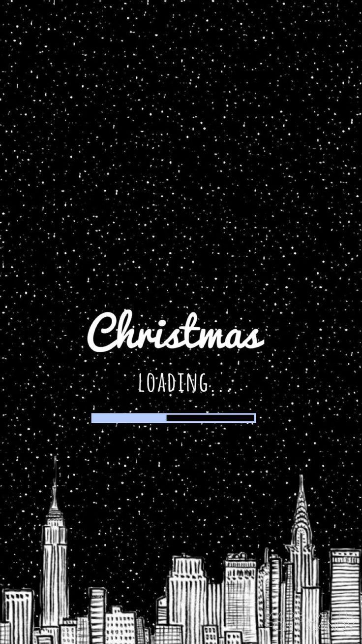 Christmas Wallpaper Christmas Loading On December Christmas December Loadin Cute Christmas Wallpaper Wallpaper Iphone Christmas Christmas Phone Wallpaper