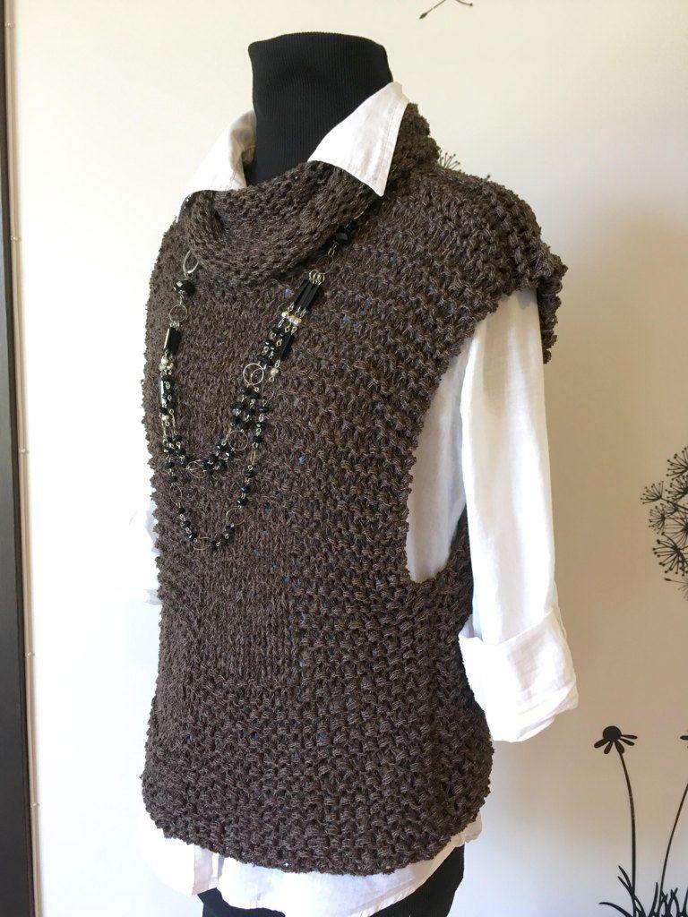 Women\'s Knit Sweater | Sweater knitting patterns, Knitting patterns ...