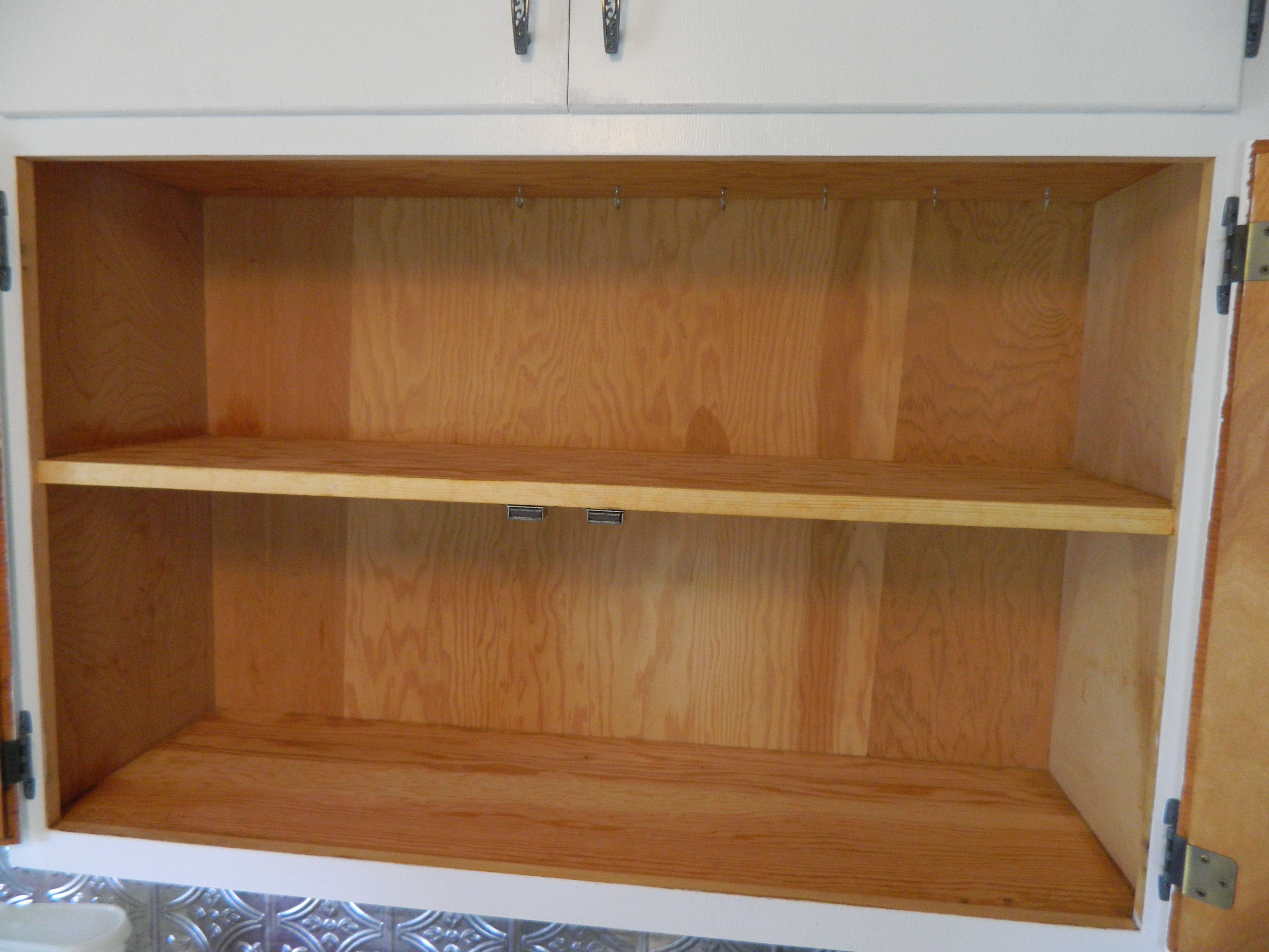DIY Replacing Contact Paper in Kitchen Cabinets | home » in the ...
