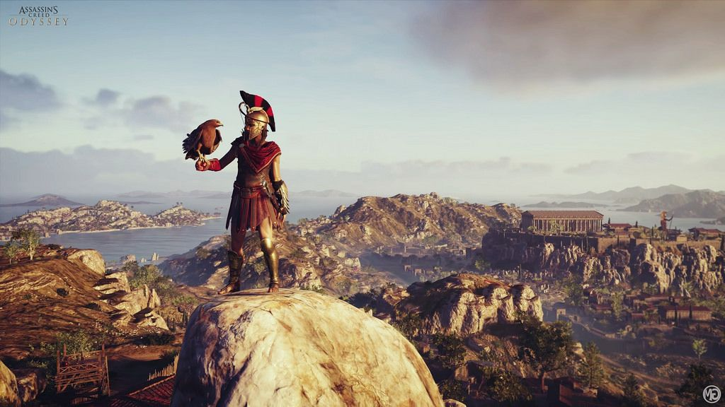 assassins creed odyssey wallpaper hd 1920x1080