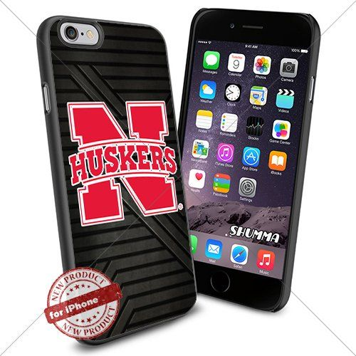"NCAA-Nebraska Cornhuskers,iPhone 6 4.7"" Case Cover Protector for iPhone 6 TPU Rubber Case Black SHUMMA http://www.amazon.com/dp/B013RX4HWI/ref=cm_sw_r_pi_dp_O2xkwb003JNSA"