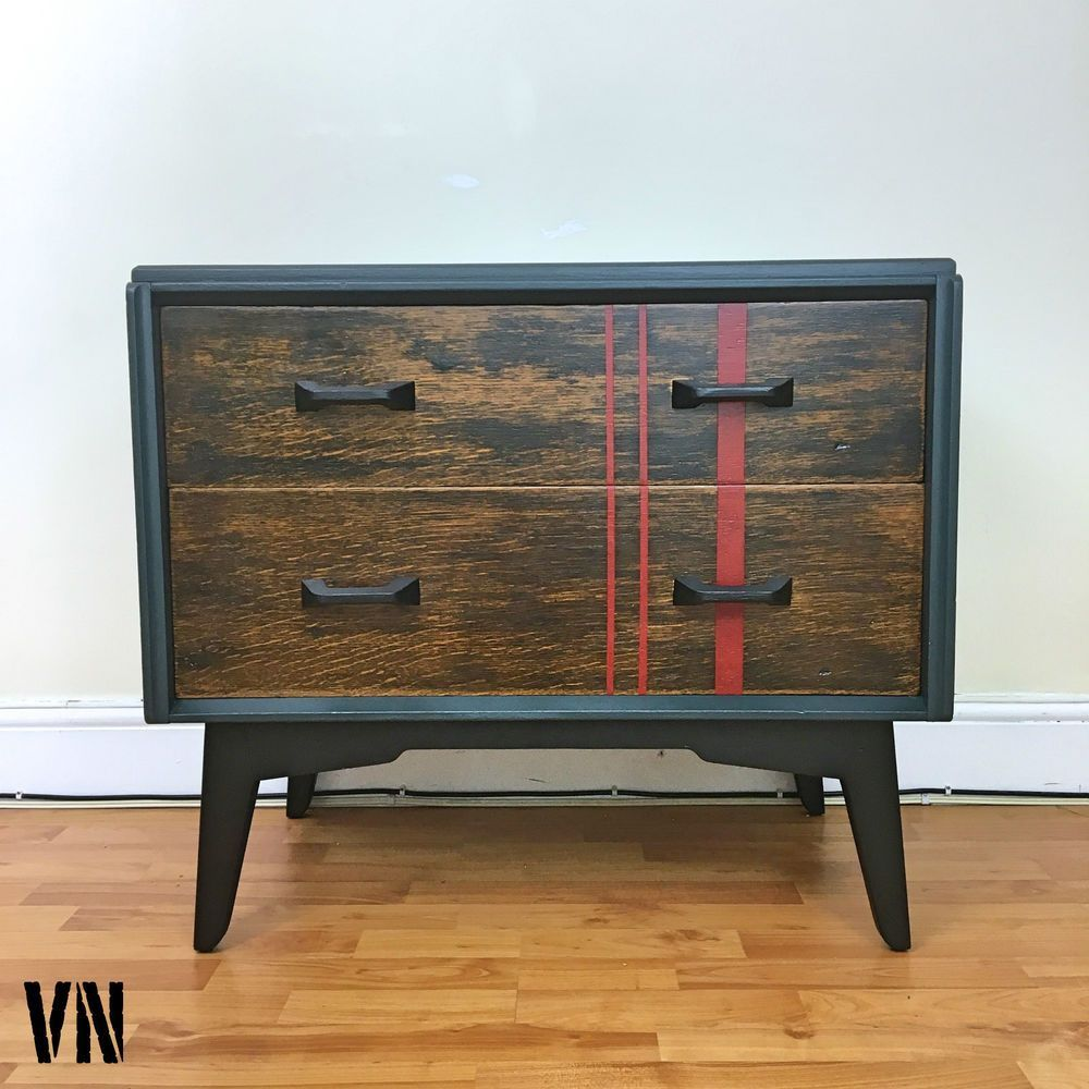 diy modern vintage furniture makeover. Vintage/ Retro E. Gomme G Plan Chest Of Drawers, Upcycled The Body Diy Modern Vintage Furniture Makeover M
