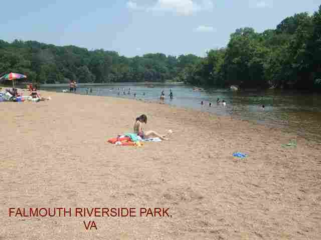 Image Result For Falmouth Beach Fredericksburg Va