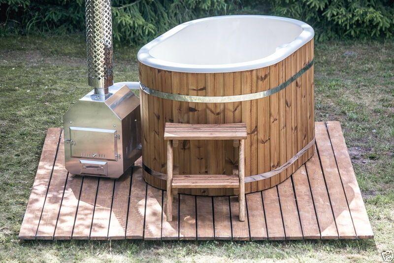 diy wood fired hot tub uk