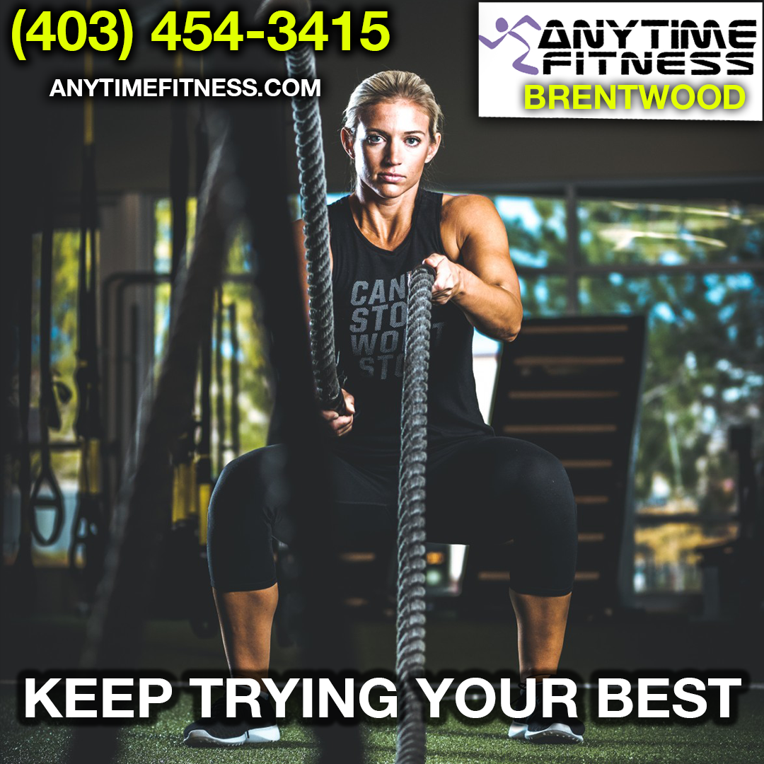 Calgary, add Anytime Fitness Brentwood to your routine! Come on in!  Anytime Fitness - Brentwood • #...