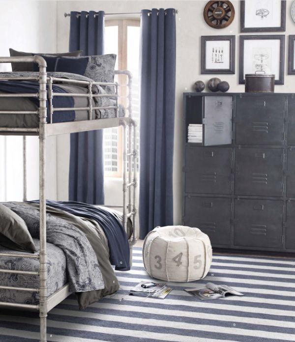 Rafa-kids : Loft bunk bed