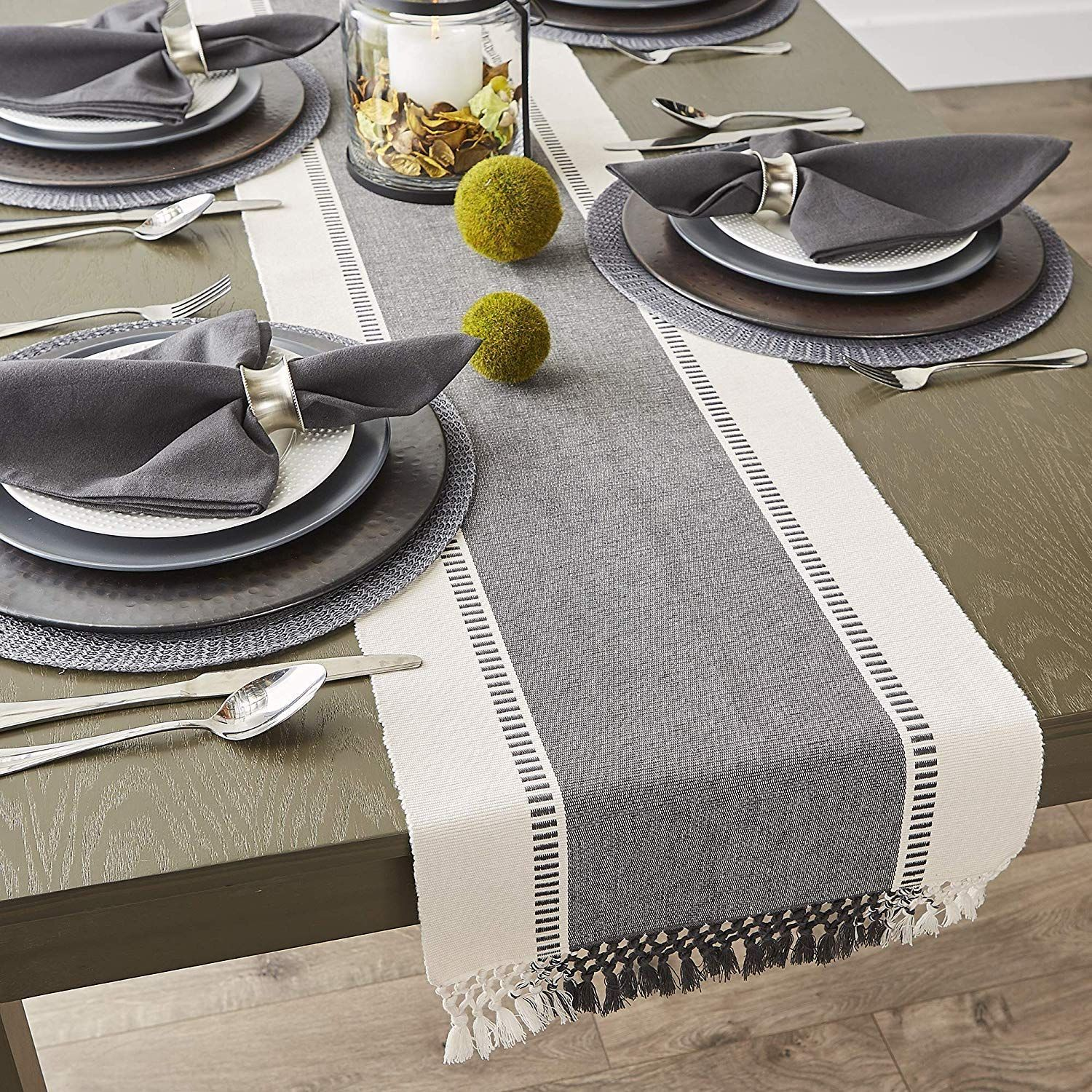 Table Runner How To Hygge Ideas Of How To Hygge Hygge Howtohygge Follow Chelsea Gentry Hygge Table Runners Game Room Tables Table Runner And Placemats