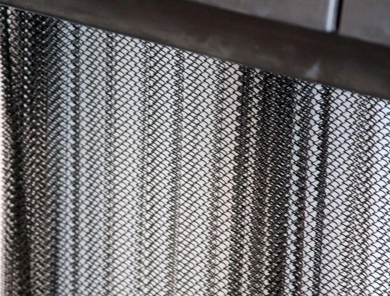 Steel curtain