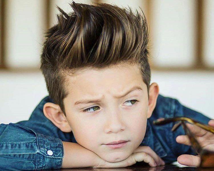 How To Style Boys Hair Pricheski Dlya Muzhchin Parikmaherskaya Pricheski