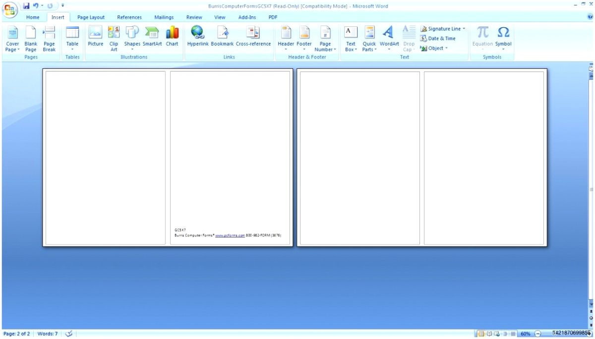 10 Open Office Brochure Template Free Download Yoepw (Free ...