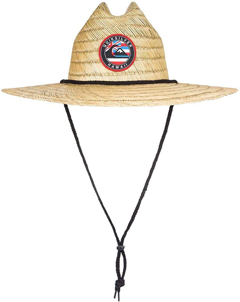 Amazon Com Quiksilver Men S Destinado Pierside Hat Black Hawaii L Xl Clothing Quiksilver Men Lifeguard Hat Hat For Man