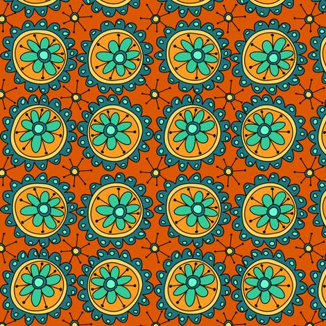 Fliggletang fabric by bippidiiboppidii on Spoonflower - custom fabric