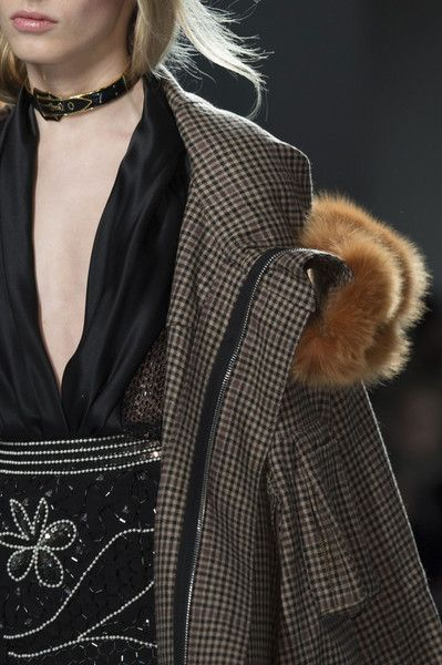 Rodarte at New York Fall 2015 (Details)