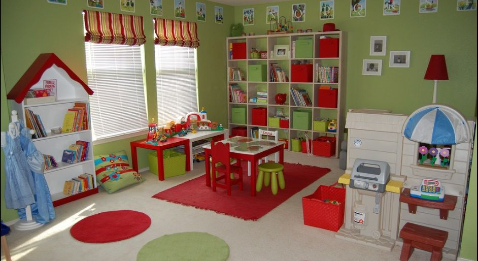 Kids Playroom Ideas Playroom Decorating Guide Kids Playroom