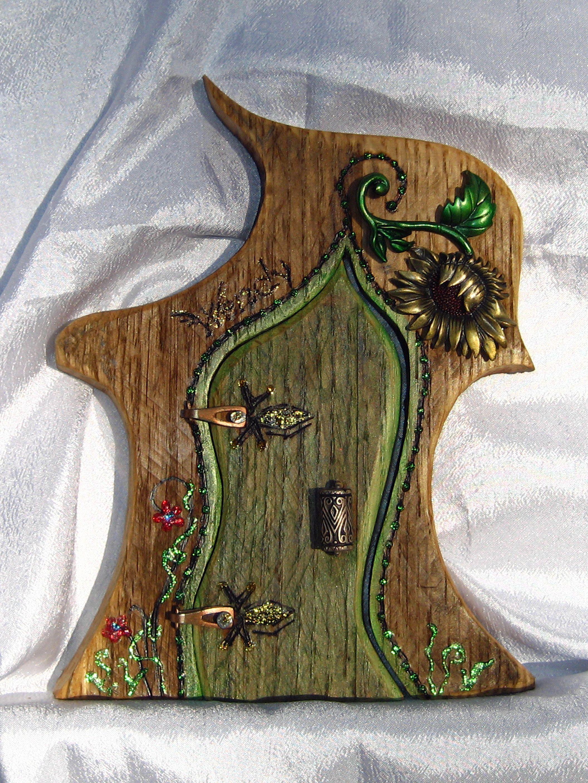 Fairy Door-Batz | Fairy Gardens | Pinterest | Fairy doors, Fairy and ...