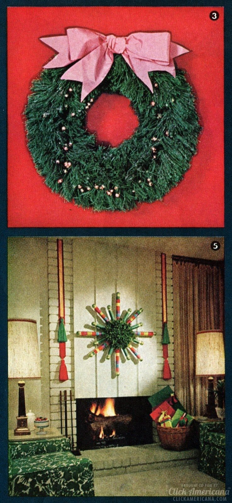 Retro Christmas Decorating Ideas From Readers Holiday Decor Traditional Christmas Decorations Fun Halloween Decor