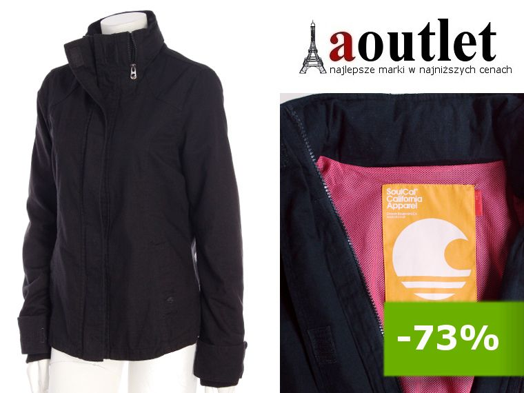 Soulcal Kurtka Wiosenna Damska Parka 1424 M L 6140548267 Oficjalne Archiwum Allegro Athletic Jacket Jackets Nike Jacket