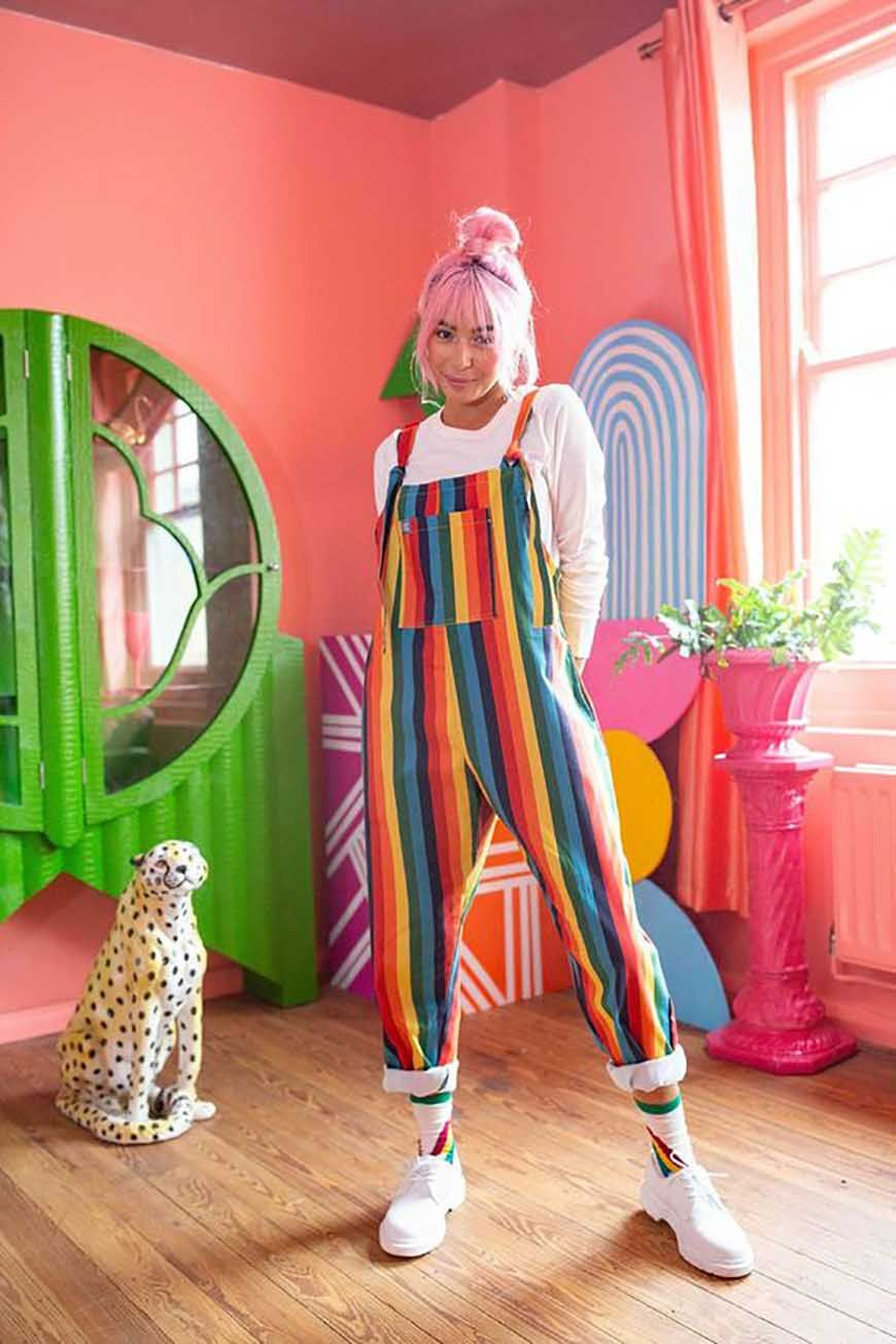 Rainbow Fashion Trends: 7 Outfit Ideas for Women