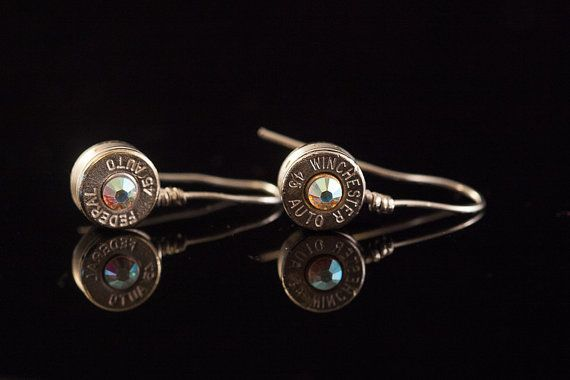 Reserved for SuzanneSteampunk Bullet Wire by BlingItOnBulletDZign