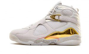 brand new 10b87 19609 Mens Nike Air Jordan 8 Retro CC CHAMPAGNE CIGAR CHAMPIONSHIP 832821 030  Basketball Shoes