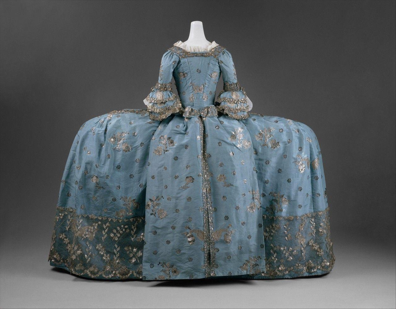 18 century fashion history 16