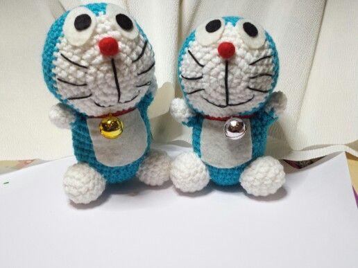 Crochet Doraemon Amigurumi : Doraemon amigurumi pattern crochet uncinetto https: www.etsy.com it