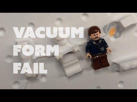 Prop: Shop - How to Make a Vacuum Forming Machine - YouTube | Vacuum