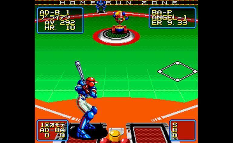 Play 2020 Super Baseball (Japan) Super nintendo, Super